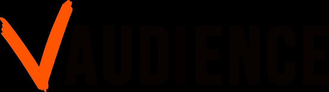 vaudience logo black